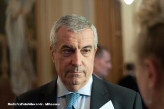 Calin Popescu Tariceanu sugereaza o candidatura comuna a PSD si PNL la europarlamentare