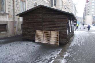 Atelierul lui Mos Craciun de pe strada Marasesti se transforma in Atelier Creativ