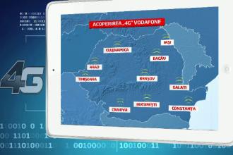 Harta 4G a Romaniei. Unde iti poti conecta iPad-ul sau smartphone-ul la internetul de super viteza