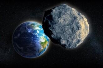Un nou asteroid va trece pe langa Pamant vineri, insa fara a reprezenta un pericol