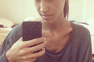 O tanara din Suedia a devenit un idol de urmat dupa ce a invins anorexia. Cum arata acum fata. VIDEO