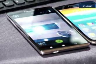 George Buhnici prezinta cel mai puternic procesor pentru tablete si telefoane adus de Nvidia la CES