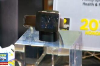 Primul smartwatch cu autonomie a bateriei de 2 saptamani, prezentat la CES 2014
