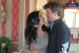 Cine este Mihai Ciortea, noul iubit de 26 de ani al Angelei Gheorghiu, dupa ce soprana a divortat