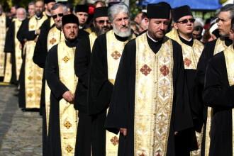 Ispita banului la Patriarhie. BOR, amendata pentru ca ar fi incalcat 3 porunci la o licitatie
