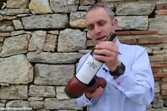 Au desfacut o sticla de vin veche de 151 de ani. Surpriza neplacuta de care au avut parte