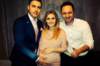 Alina Sorescu are o fetita. De ce a plans Alexandru Ciucu dupa ce a anuntat venirea pe lume a fiicei