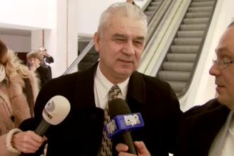 Anghel Iordanescu, prezent la tribunal pentru a depune marturie intr-un caz de escrocherie imobiliara
