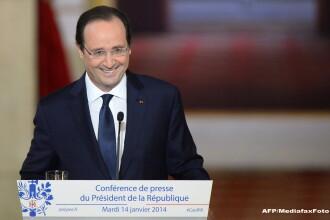 Hollande afirma ca nu ii este