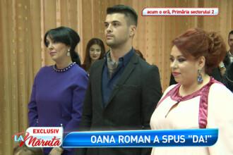 Oana Roman a spus cel mai hotarat DA din viata ei. Cadoul pe care i l-a promis Petre Roman in ziua casatoriei