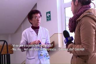 CAMERA ASCUNSA: Imaginile pe care ministrii nu au vrut niciodata sa le vada. Cum arata cu adevarat spitalele din Romania