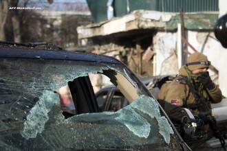 Masacru in Afganistan. 3 angajati ai ONU si un reprezentant al FMI, printre victimele atentatului cu cel putin 21 de morti