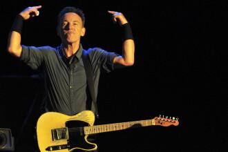 Concertele live ale lui Bruce Springsteen vor putea fi descarcate online, gratuit. Va exista insa o singura conditie
