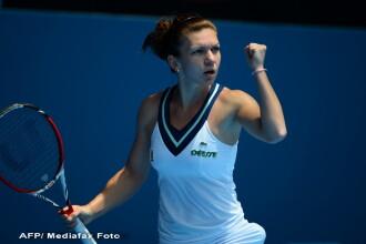 Simona Halep a urcat pe locul 5 in topul celor mai bune tenismene din lume. Primele 10 clasate in WTA
