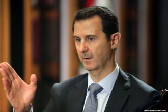 Alegeri in Siria. Bashar al-Assad a castigat scrutinul prezidential cu 88,7 la suta din voturi