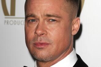 Ce facea Brad Pitt in dimineata zilei in care urma sa primeasca premiul Oscar