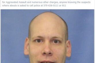 Un american a fost arestat dupa ce a dat share pe Facebook anuntului prin care era cautat. FOTO