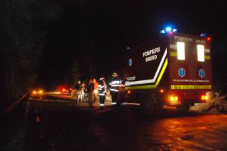 11 persoane, intre care si un copil de 3 ani, au ajuns la spital in urma unui accident ce a avut loc pe DN1