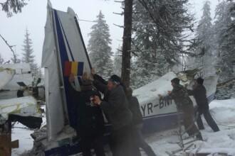 Procurorii au inceput audierile in cazul avionului prabusit in Apuseni