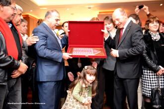 Traian Basescu a primit 37 de cadouri in 2013. Ce a pastrat presedintele din darurile de peste 5.000 de euro