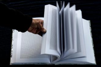 New York Times: Cartea scrisa cu un singur cuvant, repetat de 6 milioane de ori