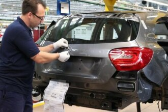 Die Welt: Viitorul masinilor germane se afla in Romania. Zona pe care se bat nemtii
