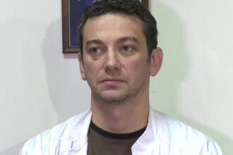 Radu Zamfir ramane MEDIC si nu victima. Marturie emotionanta in ziua in care s-a intors la munca