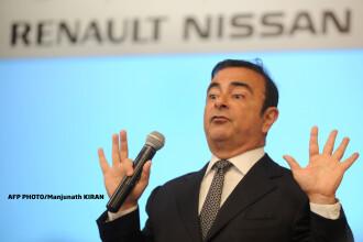 Cauțiune uriașă pentru Carlos Ghosn, fostul președinte Renault-Nissan