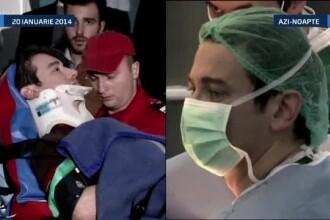 Exista viata dupa moarte. 24 de ore in care medicul Radu Zamfir, scapat cu viata din Apuseni, a salvat alte 4 persoane