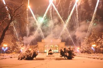La Multi Ani, Romania! In strada, in cluburi sau acasa, romanii s-au bucurat de trecerea in noul an. FOTO