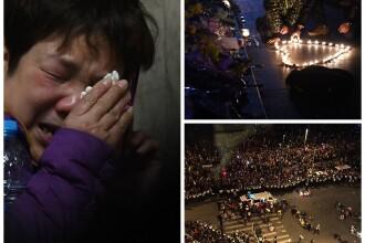 Marturiile celor care au scapat din iadul din Shanghai. Cum a inceput busculada care a dus la moartea a zeci de oameni