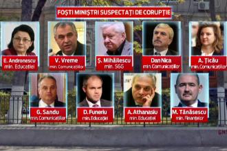 Scandalurile de coruptie ce au zguduit scena politica in 2014. Numele grele care au ajuns dupa gratii anul trecut