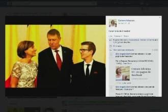 Carmen Iohannis nu are cont pe Facebook, dar are mii de fani. Mai multe pagini false au fost create in numele ei