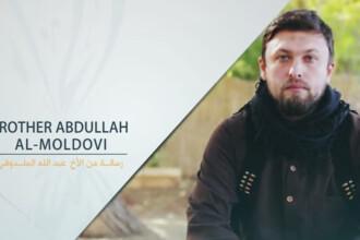 Presupus cetatean moldovean, membru al organizatiei teroriste Statul Islamic.