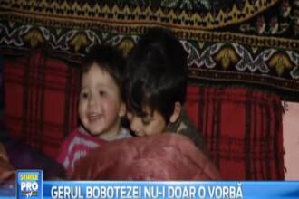 Frig si saracie. Fiecare zi este un chin pentru o familie cu trei copii din judetul Cluj