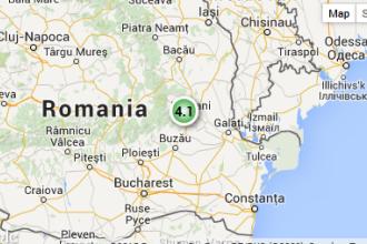 Doua cutremure cu magnitudine peste 4, in Vrancea. Directorul stiintific al INFP: Sunt posibile mai multe replici mici