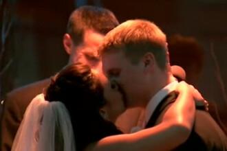 Povestea lor de dragoste pare imposibila. S-au cunoscut la o nunta, iar dupa 15 ani s-au revazut si s-au casatorit