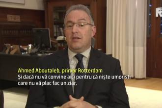 Ceremonii la Paris si Ierusalim in memoria victimelor. Primarul musulman din Rotterdam catre jihadisti:
