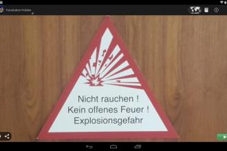 iLikeIT. Aplicatiile care va ajuta la traducerea pe loc a oricaror texte: un meniu de restaurant sau chiar un indicator auto