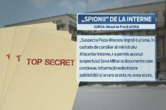 Cat de usor se face trafic cu secrete de stat in Romania. Doi inalti functionari din MAI, pusi oficial sub acuzare