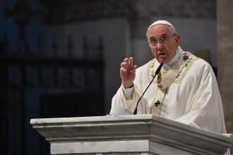 Papa Francisc, despre cuplurile catolice: