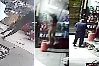 A incercat sa jefuiasca un magazin, dar a fost gasit lesinat pe jos. Ce a patit un hot nepriceput din Africa de Sud