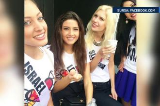 Scandal intre doua regine ale frumusetii din cauza unei poze de pe Facebook. Cine apare in imagine alaturi de Miss Liban
