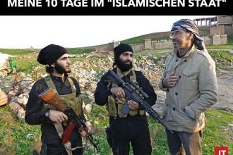 Singurul jurnalist occidental care a fost intr-o tabara a Statului Islamic povesteste cum a reusit acest lucru