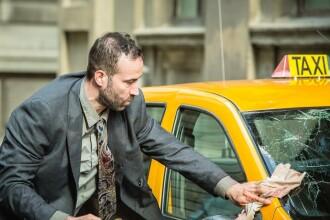 Transformarea prin care a trecut un actor roman pentru a deveni taximetristul momentului.