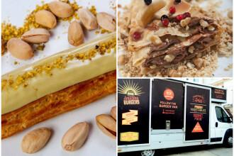 Afacerile pornite din idei simple au schimbat peisajul culinar. Cati bani faci in Capitala din ecleruri, clatite si burgeri