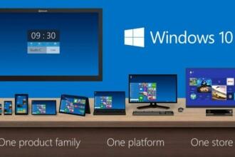 Windows 10 a fost prezentat! Cortana si Xbox app vin pe PC, dispare Internet Explorer