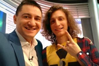 iLikeIT. Tiberiu Albu, castigatorul de la Vocea Romaniei, a dezvaluit metoda prin care a strans mii de fani pe Facebook