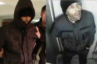 Barbatul din Iasi care a incercat sa violeze o femeie in lift a fost arestat. Cum a fost gasit de politie