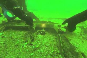 Turistii vor putea vizita primul muzeu subacvatic din Romania, la Constanta. Spectacolul care li se pregateste sub apa